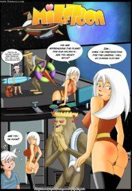 incest comic